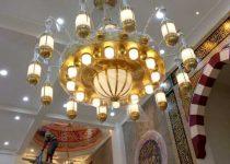 lampu masjid nabawi (1)