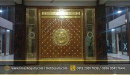 Pintu Majid Jati Kuningan