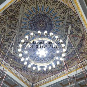lampu masjid kendari 3 meter