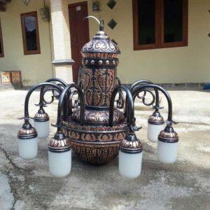 lampu masjid nabawi (4)