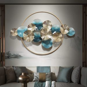 wall decor tembaga kuningan (4)